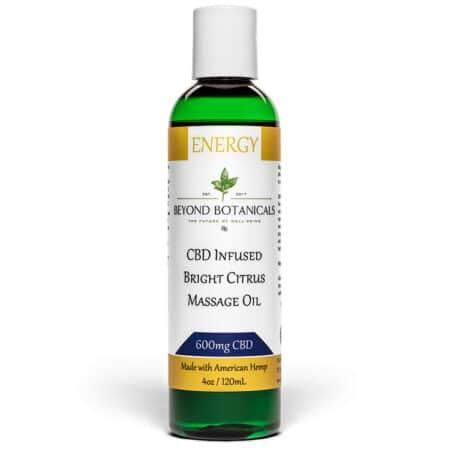 bright massage oil